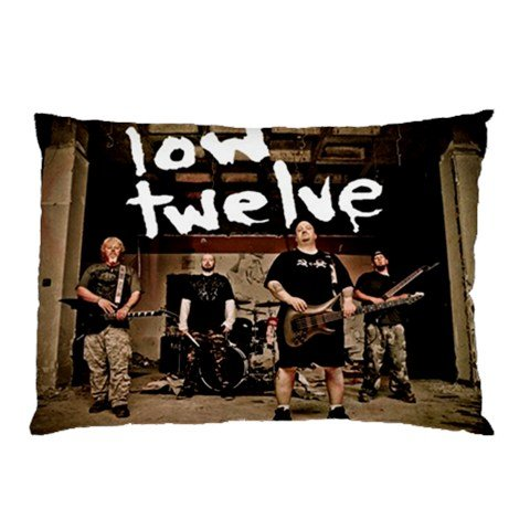 Low Twelve Two Sided Pillowcase
