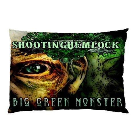 Shooting Hemlock Two Sided Pillowcase