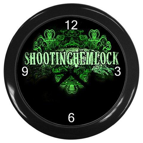 Shooting Hemlock Wall Clock 3