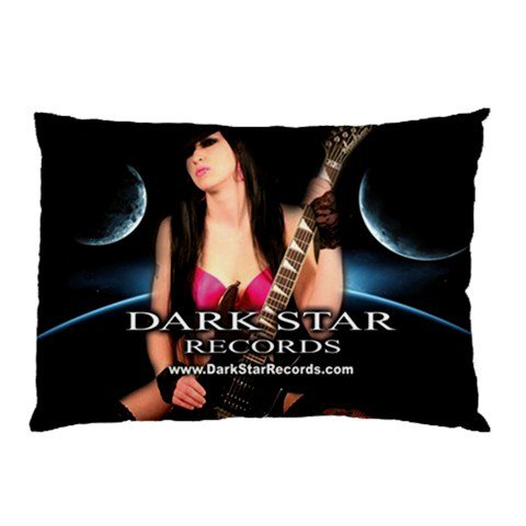 Dark Star Records Two Sided Pillowcase
