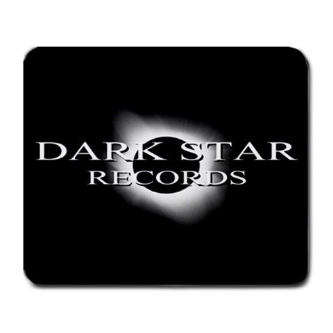 Dark Star Records Large Mousepad 2