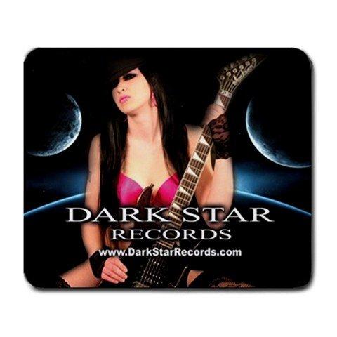 Dark Star Records Large Mousepad 1