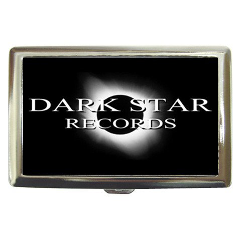Dark Star Records Cigarette Money Case 2