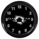 Dark Star Records Wall Clock 1