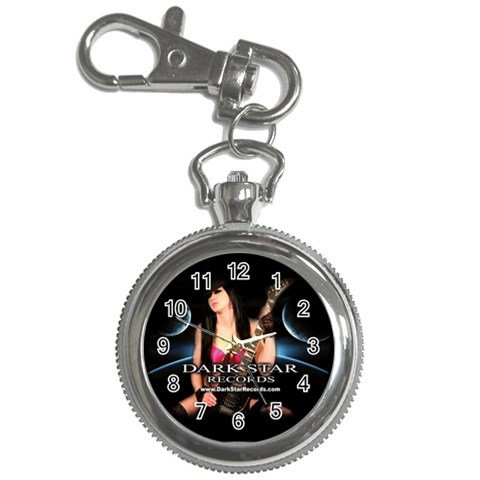 Dark Star Records Key Chain Watch 4