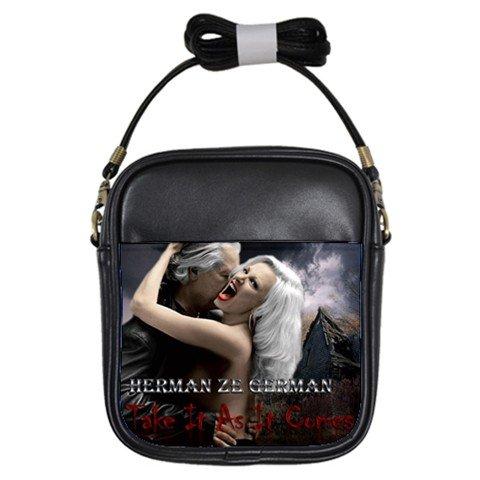 Herman Rarebell Leather Sling Bag 2