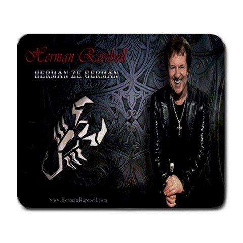 Herman Rarebell Large Mousepad 1