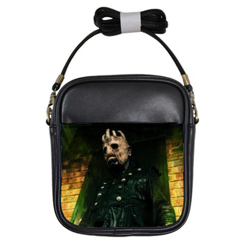 The House of Evil Leather Sling Bag 2