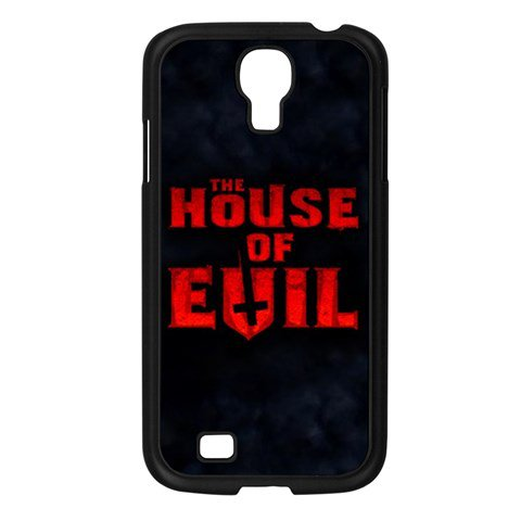 The House of Evil Samsung Galaxy S IV Case Black