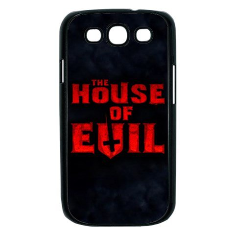 The House of Evil Samsung Galaxy S III Case Black