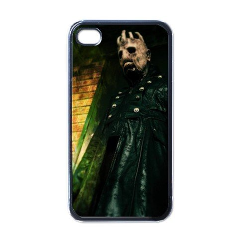 The House of Evil iphone 4 Seamless Case Black