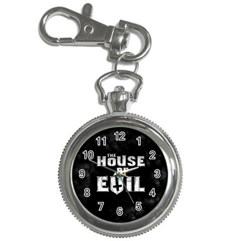The House of Evil Key Chain Watch