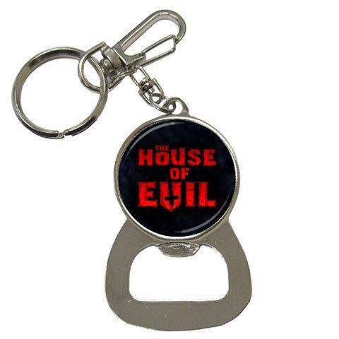 The House of Evil Bottle Opener Key Chain