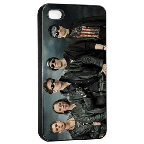 UNBREAKABLE iphone 4s Seamless Case Black 2