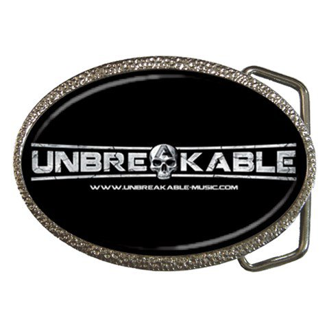 UNBREAKABLE Belt Buckle