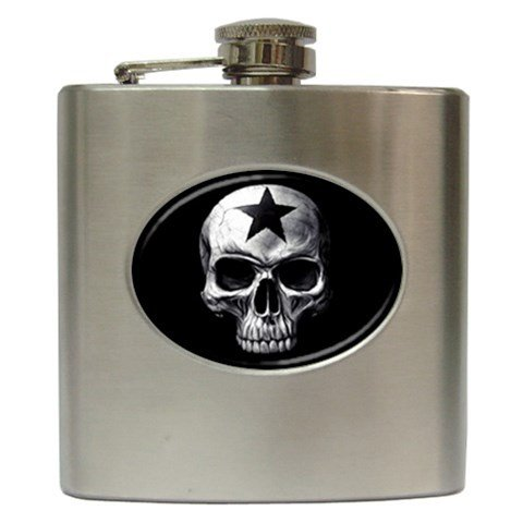 UNBREAKABLE 6 oz Hip Flask