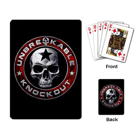 UNBREAKABLE Playing Cards 3