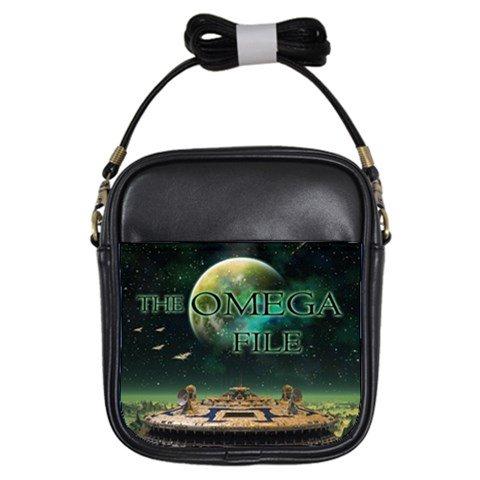 The Omega File Sling Bag