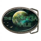 The Omega File Belt Buckle