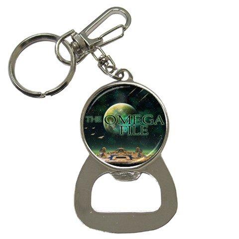 The Omega File Bottle Opener Key Chain