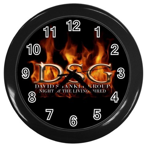 David Shankle Group Wall Clock