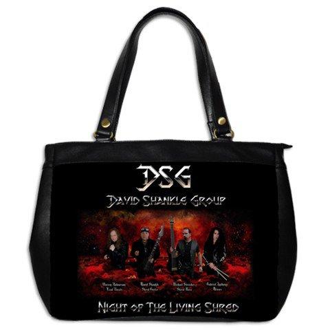 David Shankle Group Leather Handbag 1