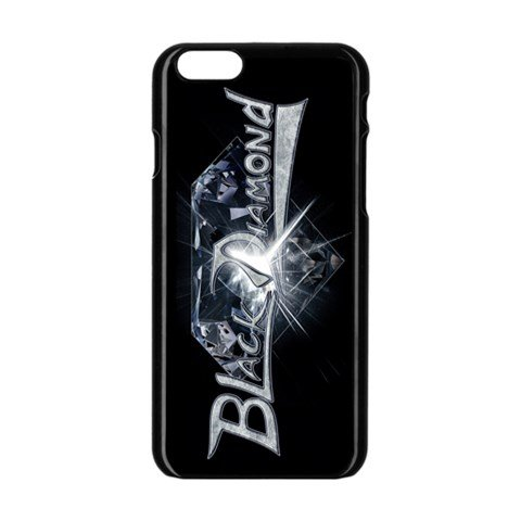 Black Diamond iphone 6 Enamel Case Black