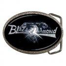 Black Diamond Belt Buckle
