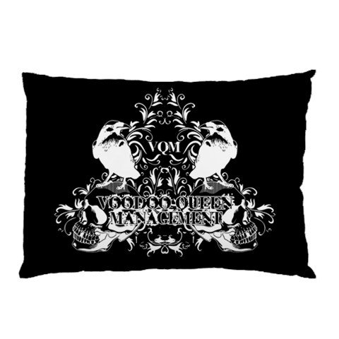 Voodoo Queen Management Two Sided Pillowcase