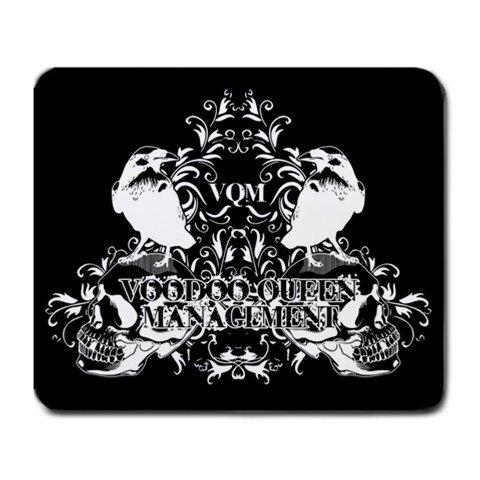Voodoo Queen Management Large Mousepad