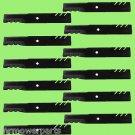 12 - Oregon 96-344 Lawnmower Blades FERRIS 1521227, 21227, 481711, A48185