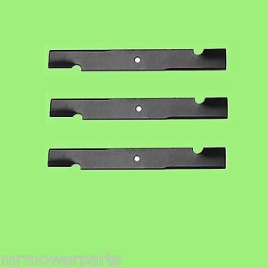 """3 - OREGON 21-in Lawnmower Blade 91-626 NEW  need 3 for 61"""" cut A48111"""