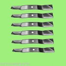 6 10284 Rotary Lawnmower Blades to replace Windsor 50-4426