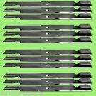 """12 - 11224 Windsor 50-2813  Hi-Lift Blades 60"""" Cut"""
