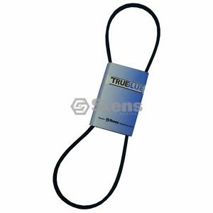 2-True-Blue Belt / 3/8 X 35 ST-238-035