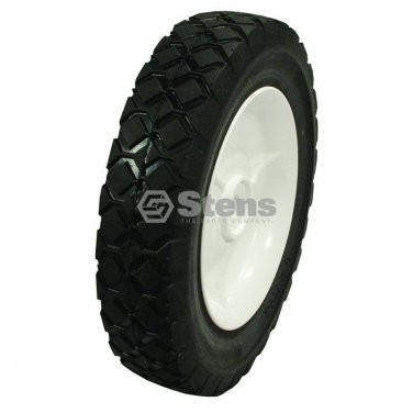 10-Plastic Wheel 8 X 175 Universal  ST-195-024
