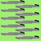 10 - Rotary 6120 Lawn Mower Blade AYP/Roper/Sears 12026X, Oregon 95-034; Sunbelt
