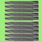 10 -Rotary 3392 Lawn Mower Blades AYP/Roper/Sears 25036; Prime Line 7-04664