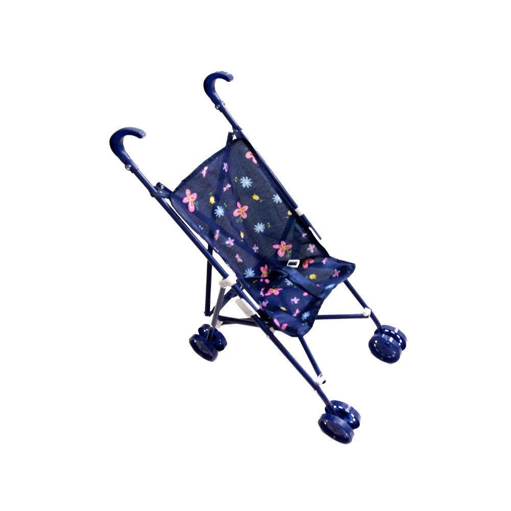Umbrella Doll Stroller Blue 804