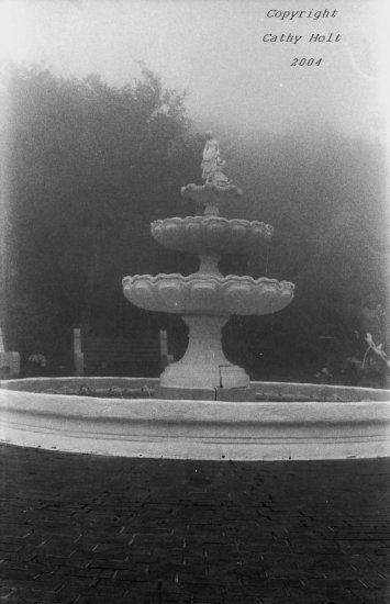 Fountain #3 - Entrance to the Land of Oz, Beech Mountain, NC