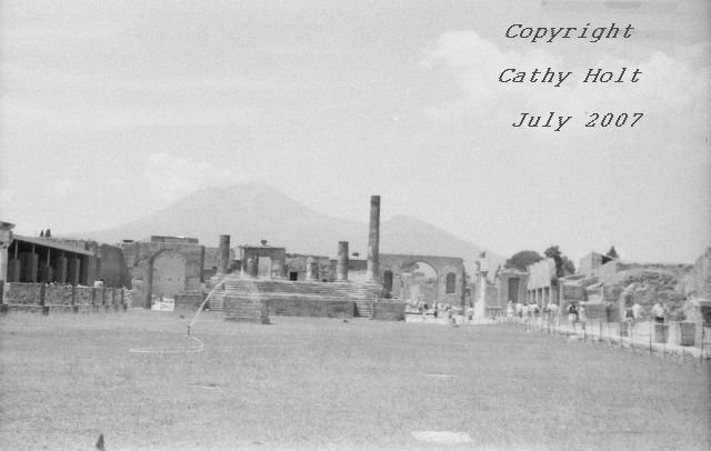 Pompeii in Black & White #8