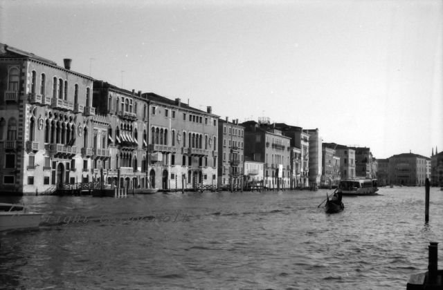 Canal Grande (single photo only), Venice Italy