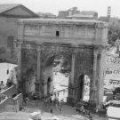 Arch of Septimius Severus, Rome, Italy