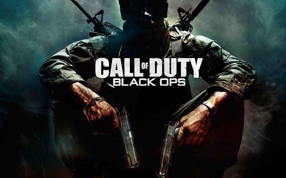 Call Of Duty Ops Poster 38""