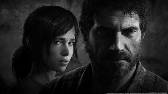 """Last Of Us Father And Daughter Poster 35"""""""
