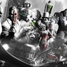 "Batman Arkham City Game POSTER ~ All Heroes 42"" Poster"