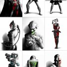 Batman City All Roles Poster 29""