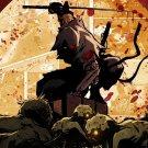 "Yaiba Ninja 2014 Poster 35"""