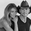 "Tim McGraw And Faith Hill 34"" Poster"