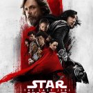 "Star Wars The Last Jedi 34"" Poster"